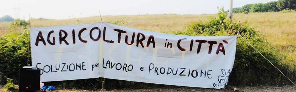 agricoltura in città