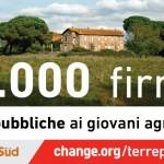 2 settimane, 10.000 firme per chiedere l utilizzo del patrimonio agricolo pubblico e per difendere Borghetto sa Carlo