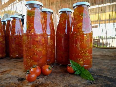 foto conserva pomodoro